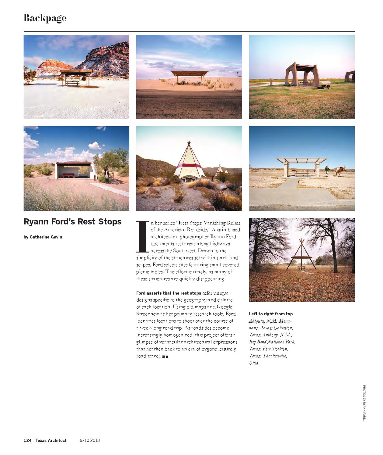 Texas Architect September October 2013 Design Awards By Texas Society Of Architects Issuu