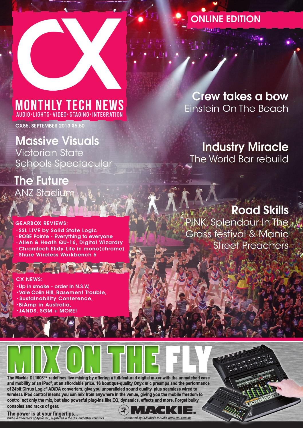 Cx85 online edition by Julius Media Group Pty Ltd - issuu