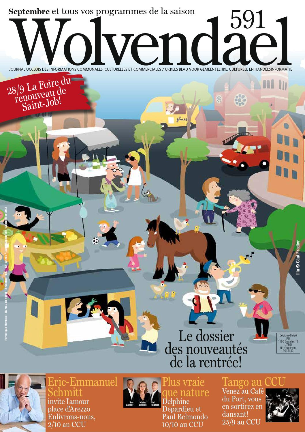 Wolvendael magazine n°591 septembre 2013 by Centre Culturel d Uccle - issuu eccfc81ddd2