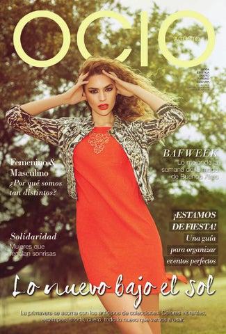 b5cc6d407f Ocio Agosto 2013 by Revista Ocio - issuu