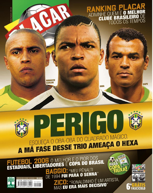 Revista Placar by Revista Placar - issuu c79b01763d1ad