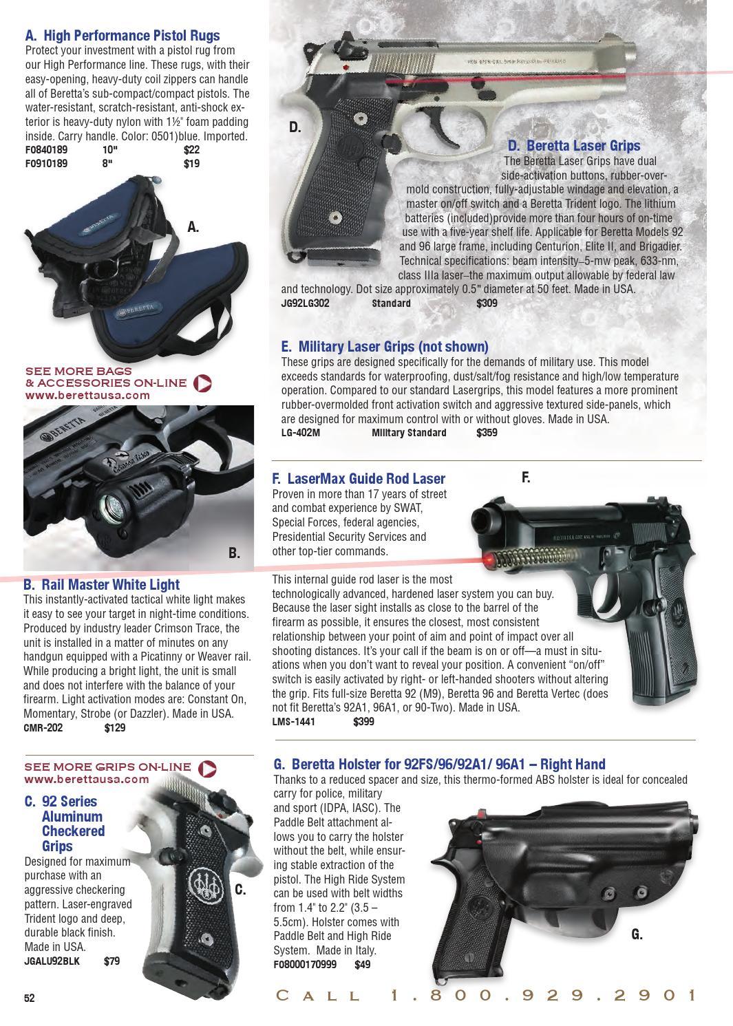 Beretta fall winter 2013 catalog by Beretta USA corp - issuu