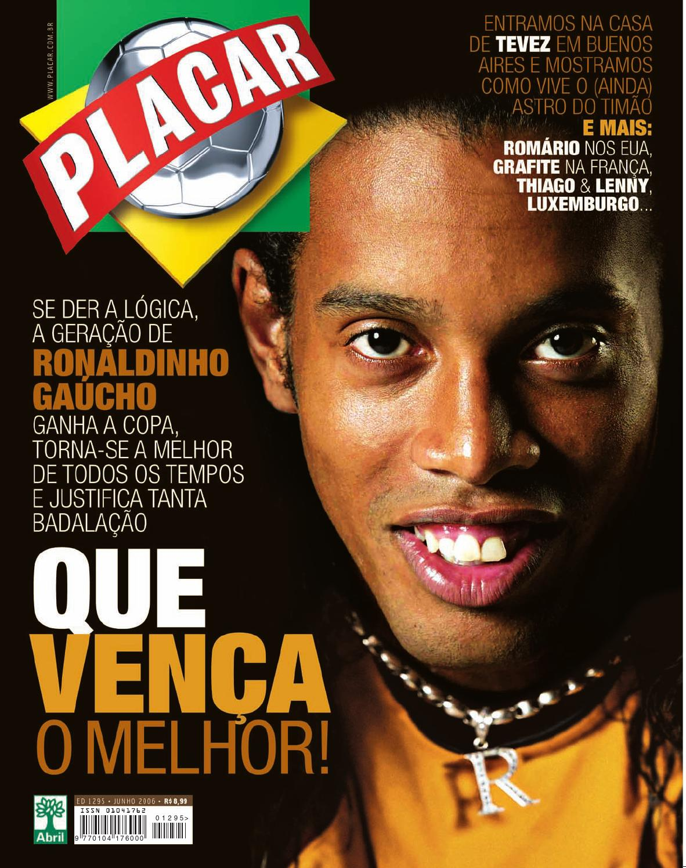 3fb9fab0cb Revista Placar by Revista Placar - issuu