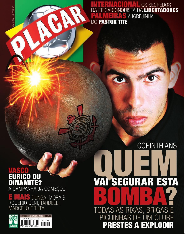 88a18856d3 Revista Placar by Revista Placar - issuu