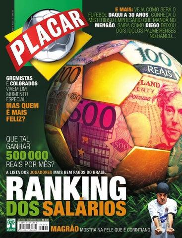 5dca6dacc Revista Placar by Revista Placar - issuu