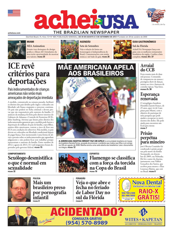 AcheiUSA 468 by AcheiUSA Newspaper - issuu
