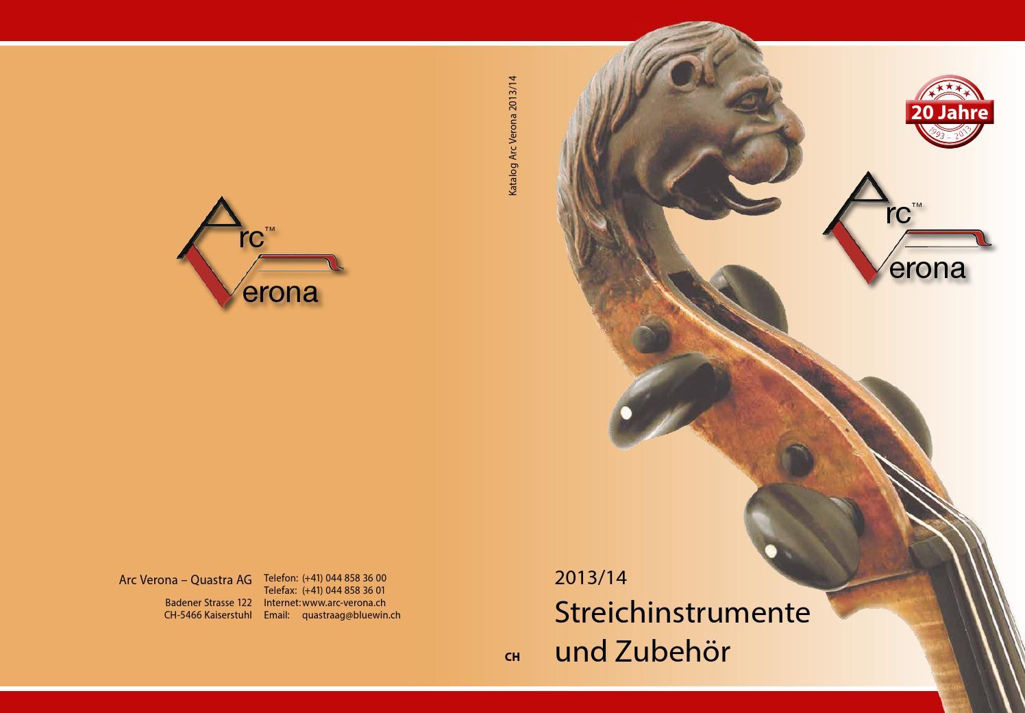 Hochwertige Thomastik Dominat 132 D 4//4 D-Einzelsaite für Violine Kunststoffkern