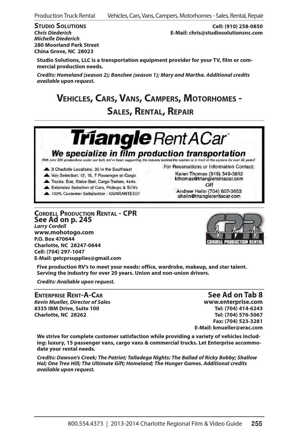 Star Car Rental Charlotte Nc