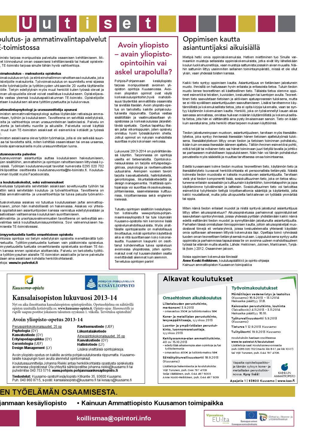 Työturvallisuuskorttipalvelu ja julkaisumyynti ovat suljettuina 19. - 20.8.2020
