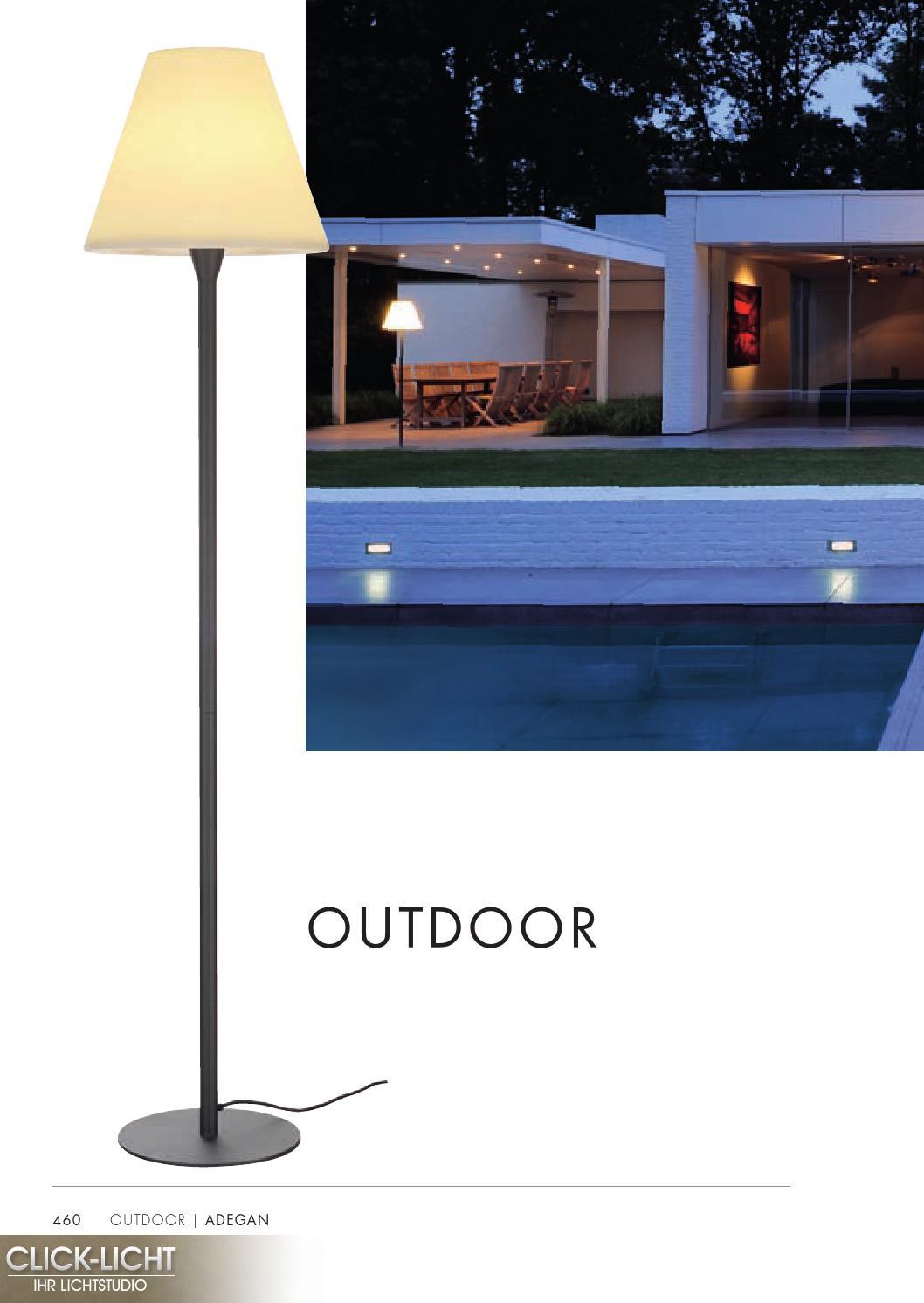 LED Wandleuchte Uplight Downlight in weiß innen 2x 4,5 Watt Wandlampe außen