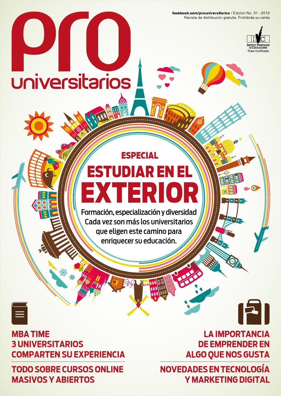 PRO Universitarios #31 by Medios y contenidos - issuu