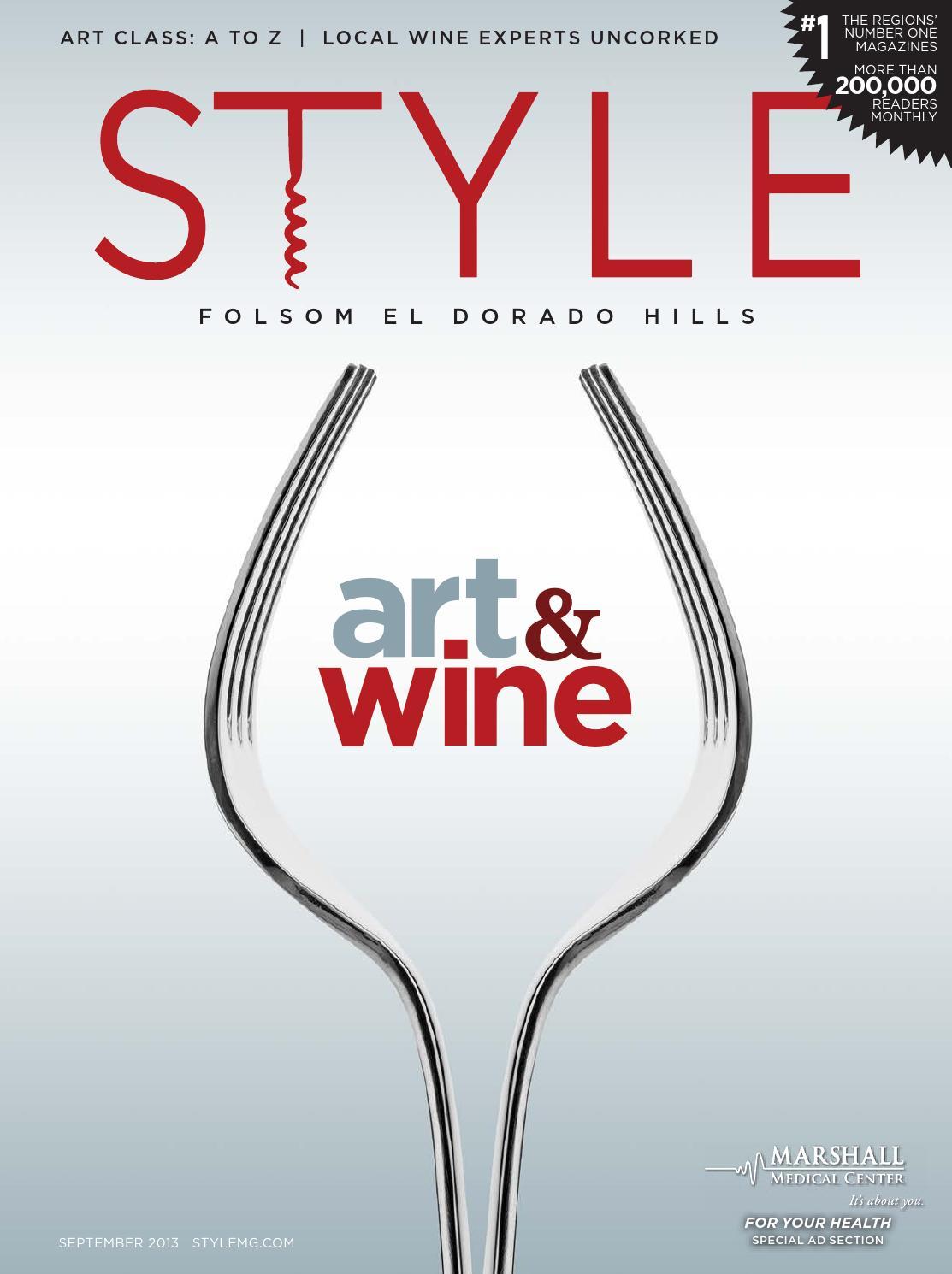 a3b45a1998d25c Style - Folsom El Dorado Hills - September 2013 by Style Media Group ...