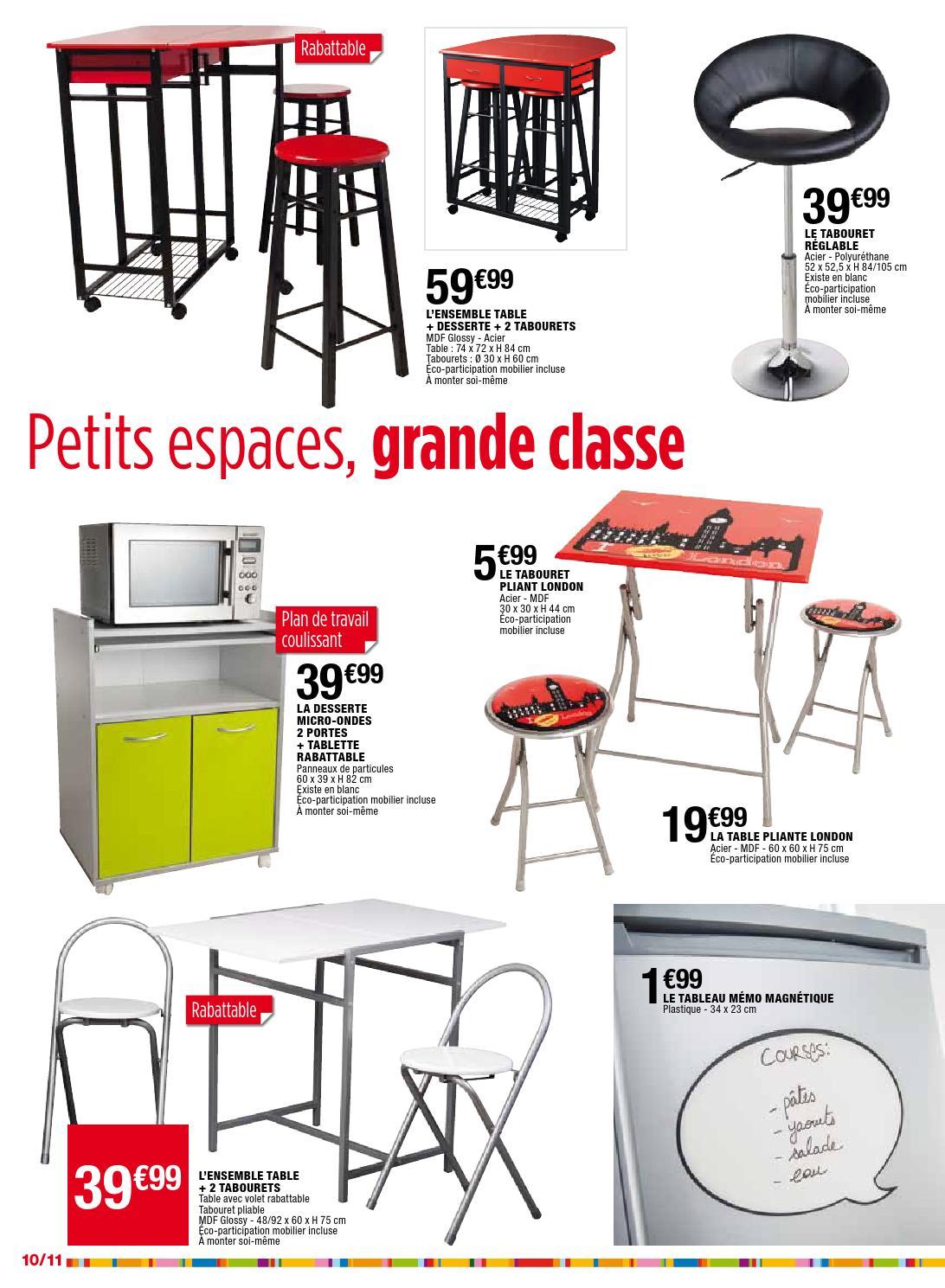 Catalogue La Foir Fouille Mon Studio Déco By Joe Monroe