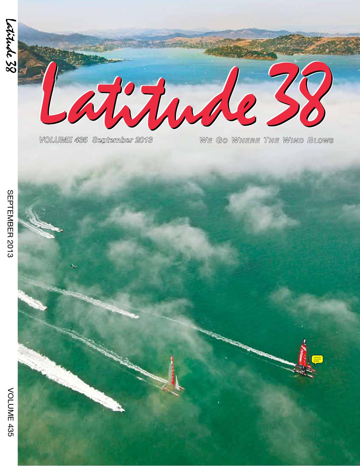 Latitude 38 Sept 2013 By Media Llc Issuu Cortez Stratocaster Wiring Diagram