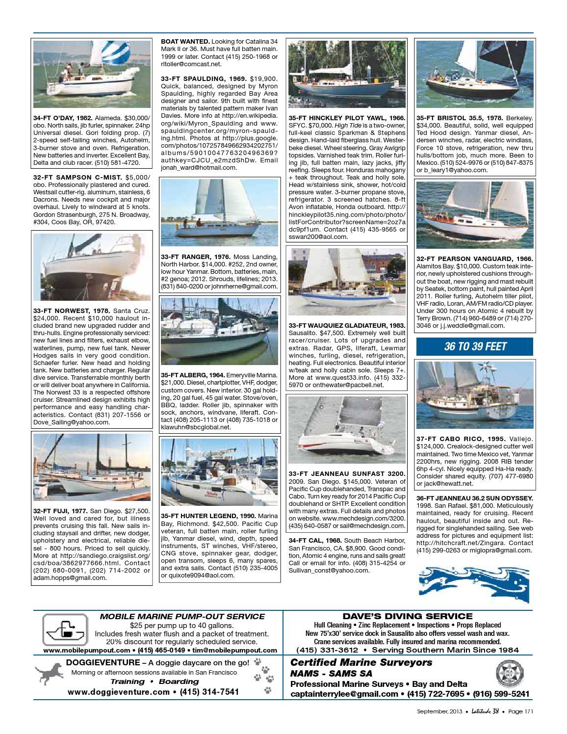 Latitude 38 Sept  2013 by Latitude 38 Media, LLC - issuu