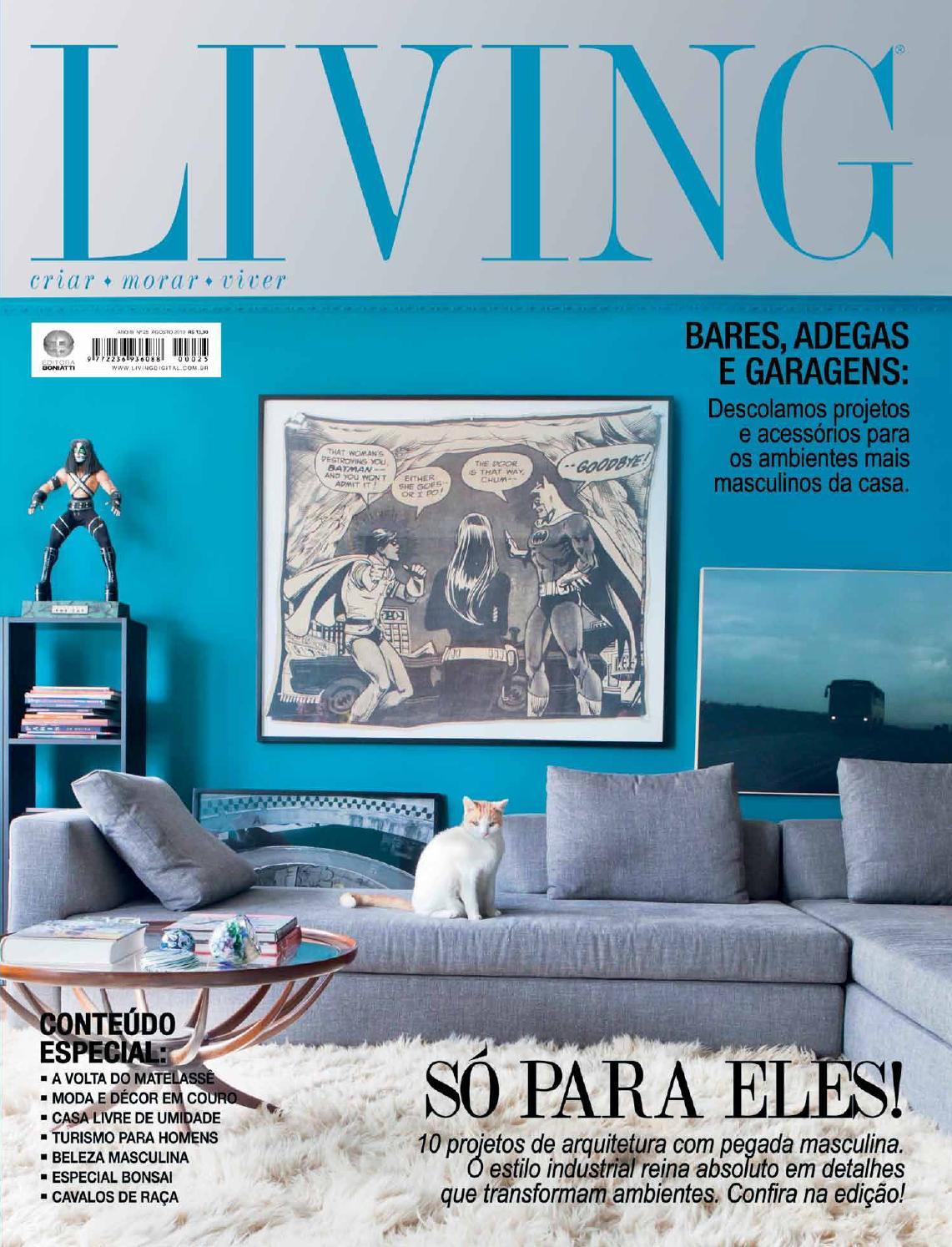 Revista Living - Edição nº 25 - Agosto de 2013 by Revista Living - issuu 9fab050a53