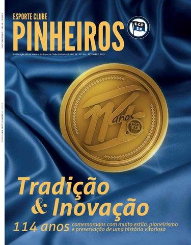 b4c7b9841 ANO 16 • Nº 185 • SETEMBRO 2013 Publicação oficial mensal do Esporte Clube  Pinheiros