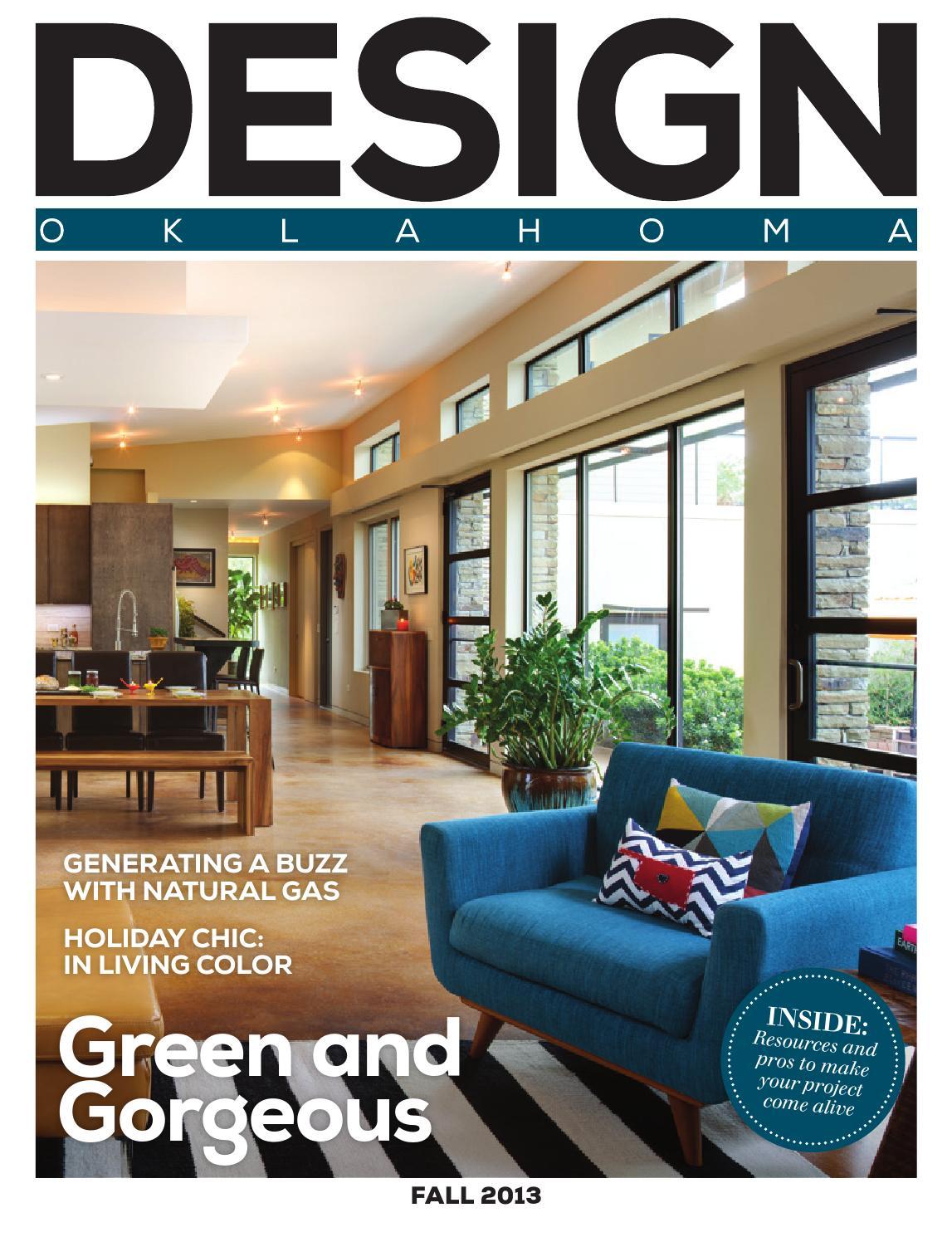 c647e0c148 Design Oklahoma Fall 13 by 405 Magazine - issuu