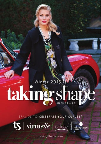 Taking Shape Winter Catalogue 2013 by Taking Shape - Issuu