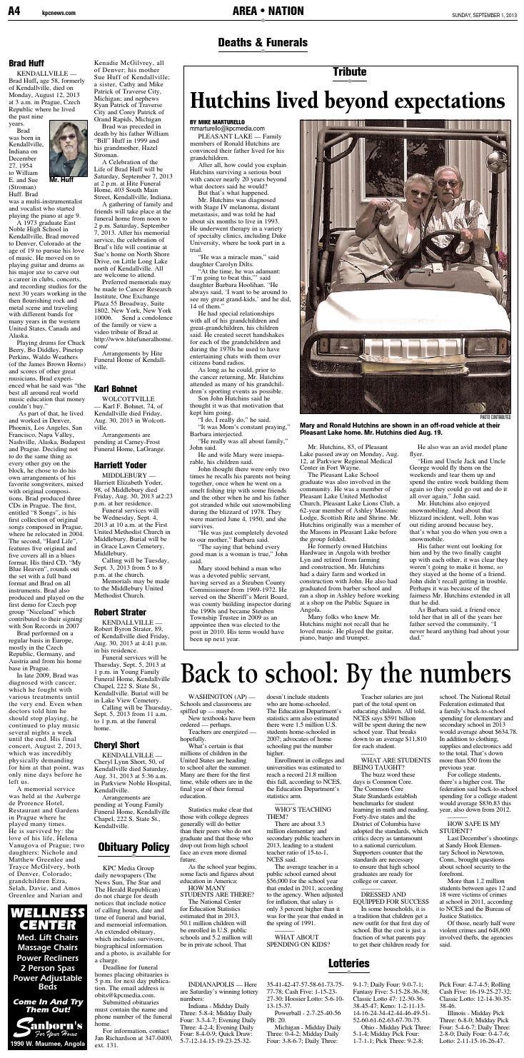 The Star - September 1, 2013