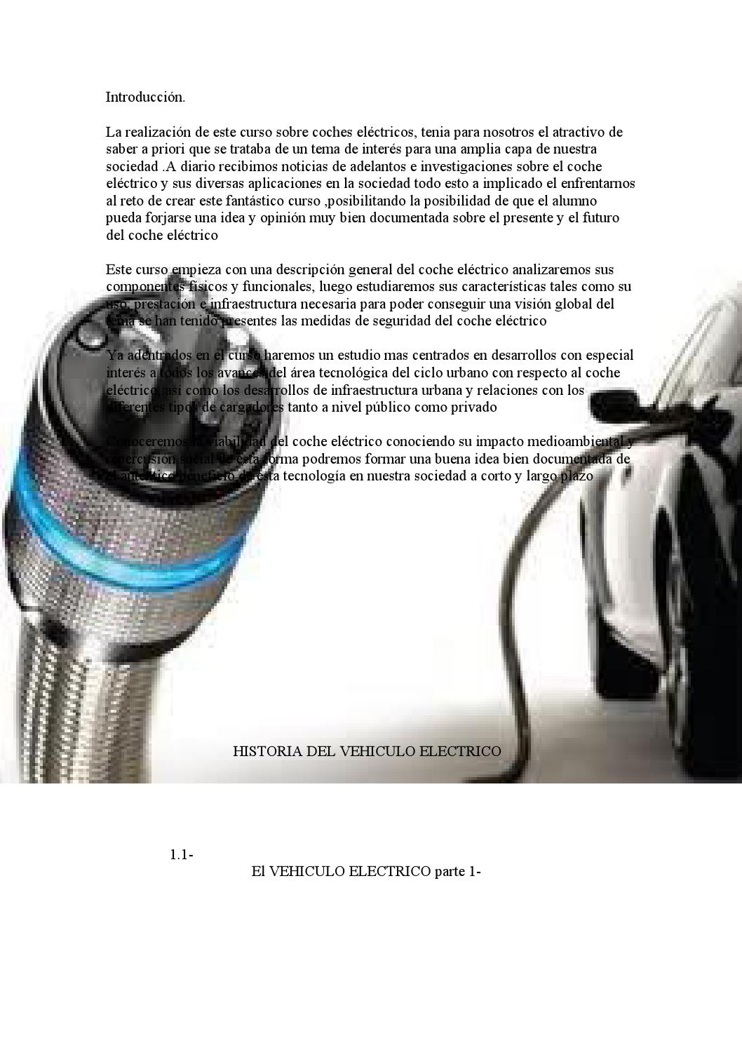 Electrical support v e by Emilio Ballesteros Andrés - issuu