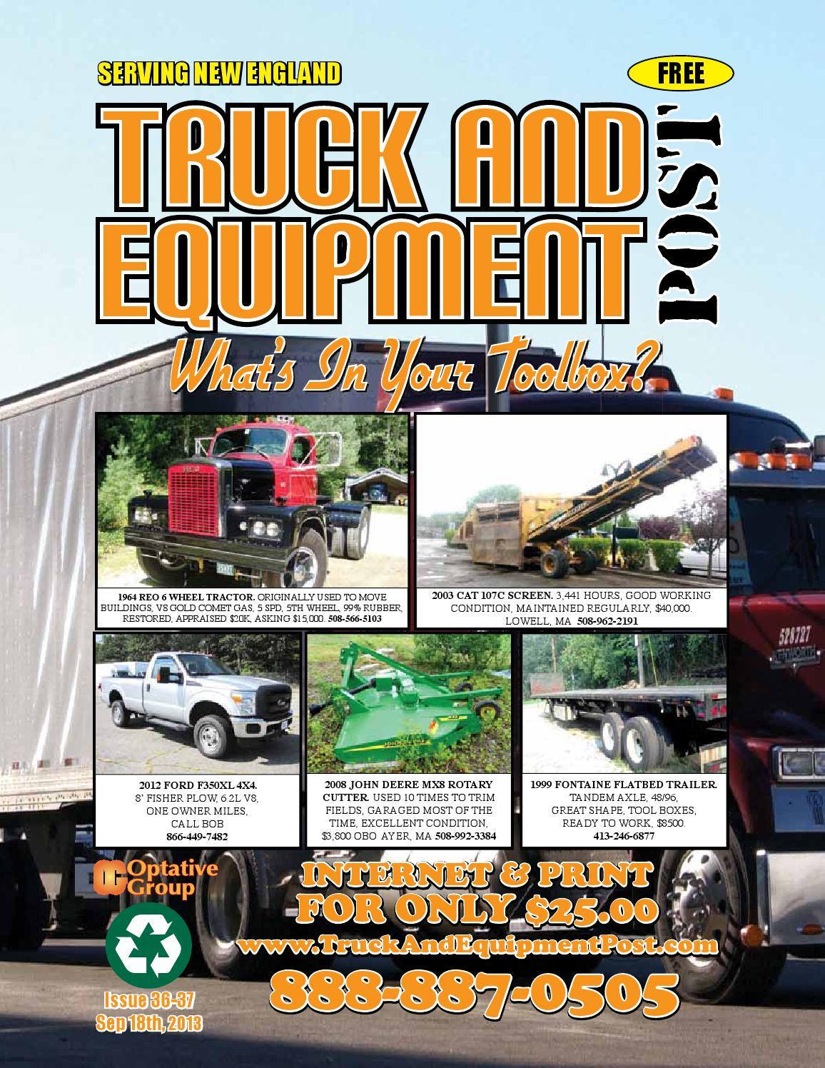 Truck equipment post 36 37 2013 by 1ClickAway - issuu