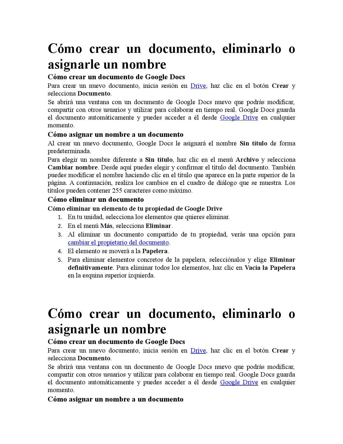 C mo crear un documento by fabiolabarreto issuu for Como abrir un bar