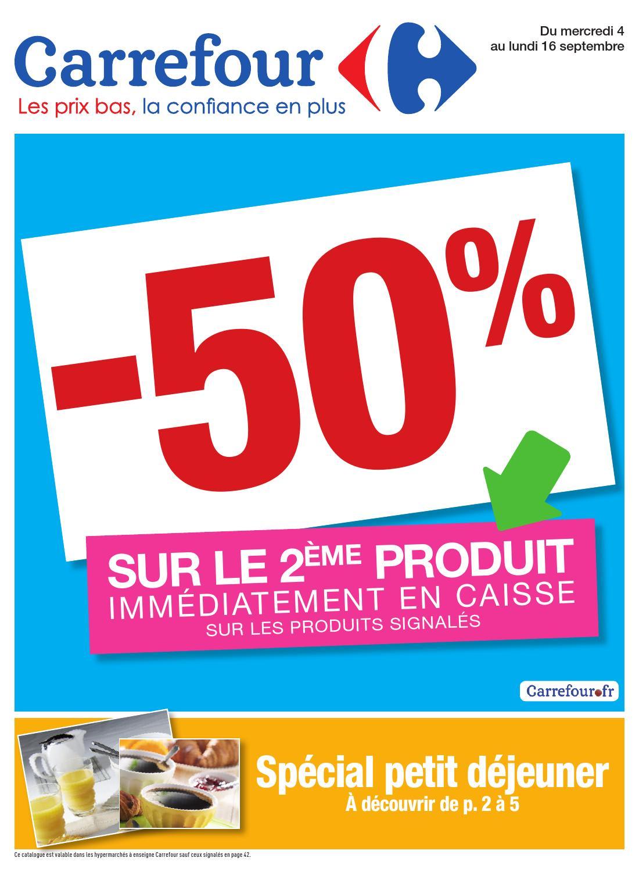 Catalogue Carrefour 4 16092013 By Joe Monroe Issuu