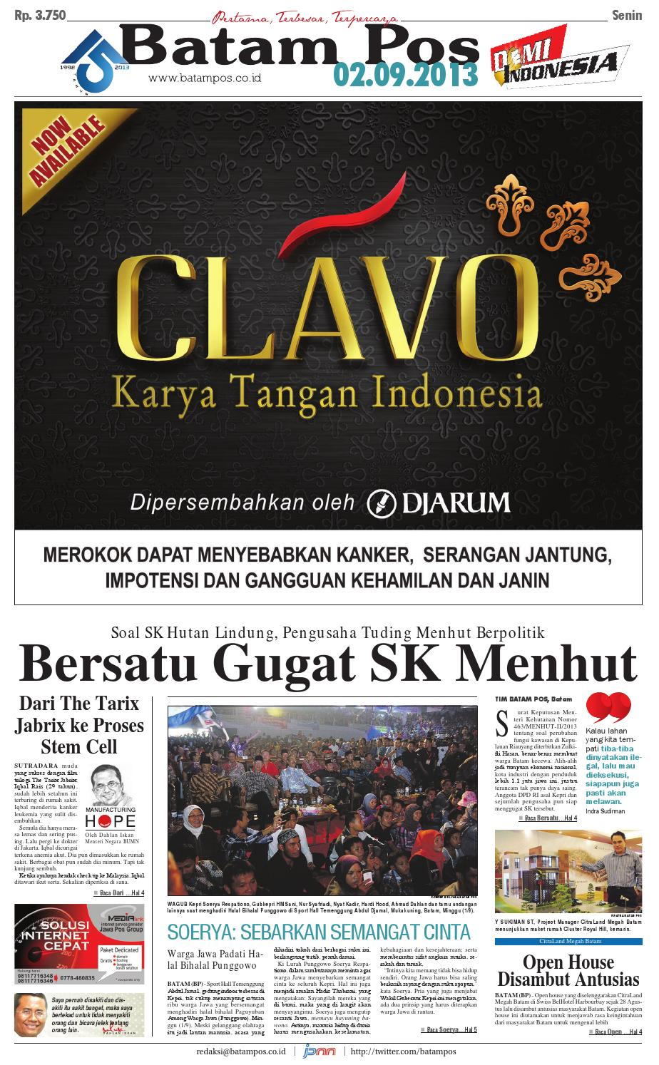 2 September 2013 By Batampos Newspaper Issuu Smartfren Andromax A Citraland