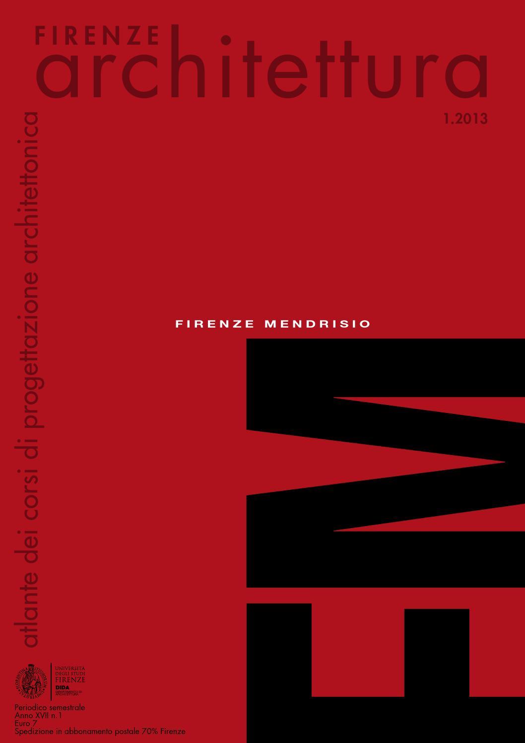 Amato FIRENZE architettura 2013-1 by DIDA - issuu LI85