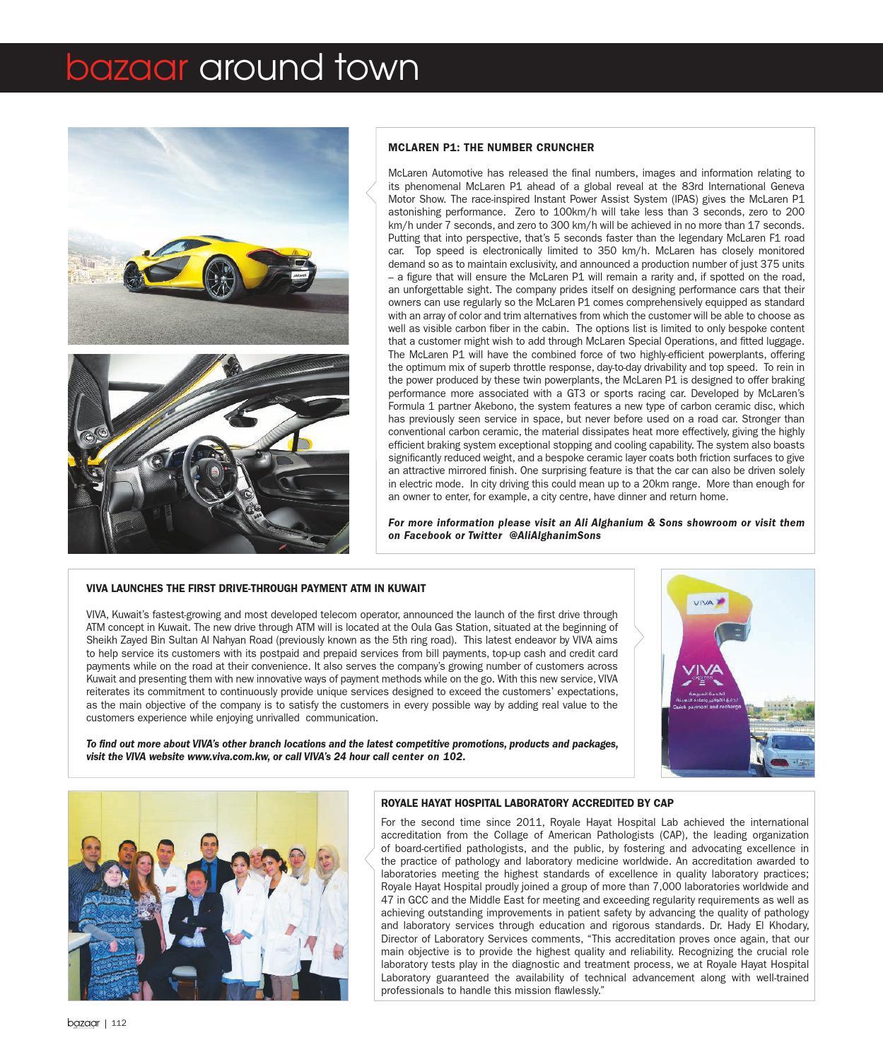 bazaar September 2013 by bazaar magazine - issuu