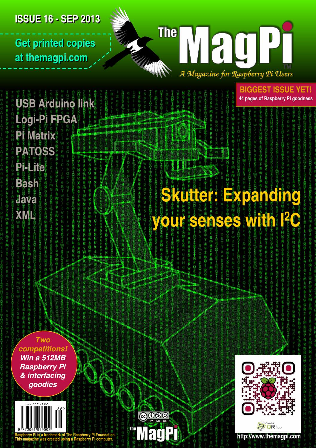The MagPi Issue 16 by The MagPi - issuu