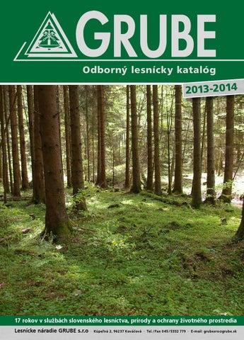 76030ffa5ef7 Katalog grube sk 2013 2014 by Peter Hybsky - issuu