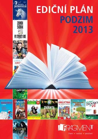 Nakladatelství Fragment - Ediční plán podzim 2013 by Nakladatelství ... 7592b32d56