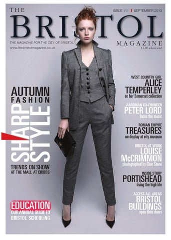 159950f6c48d The Bristol Magazine September by MC Publishing Limited - issuu