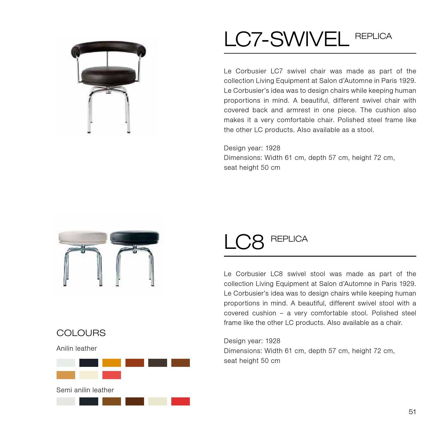 Design Furniture Replica Nlini 2015 New Katalog By Nlini