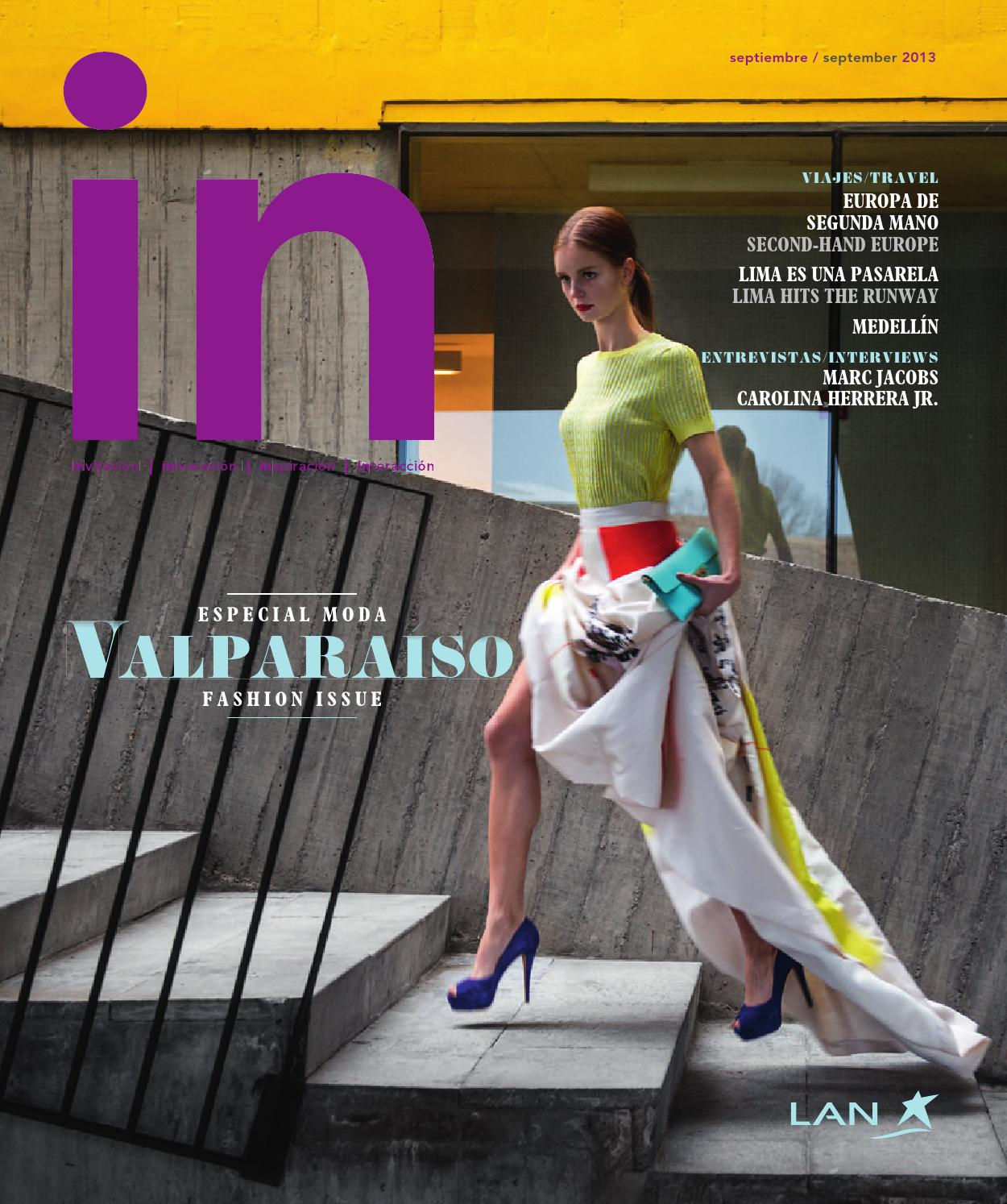 sports shoes 36373 3dc8f In Magazine Septiembre   September 2013 by Spafax - issuu