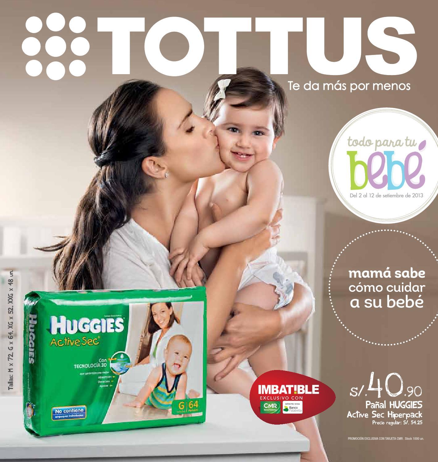 2804bd69d 20130902 suplemento tottus todo para tu bebe by Victor Martin Bendezu -  issuu