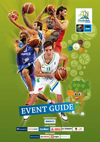 EuroBasket 2013 Event Guide by FIBA Europe - issuu caec65cbe