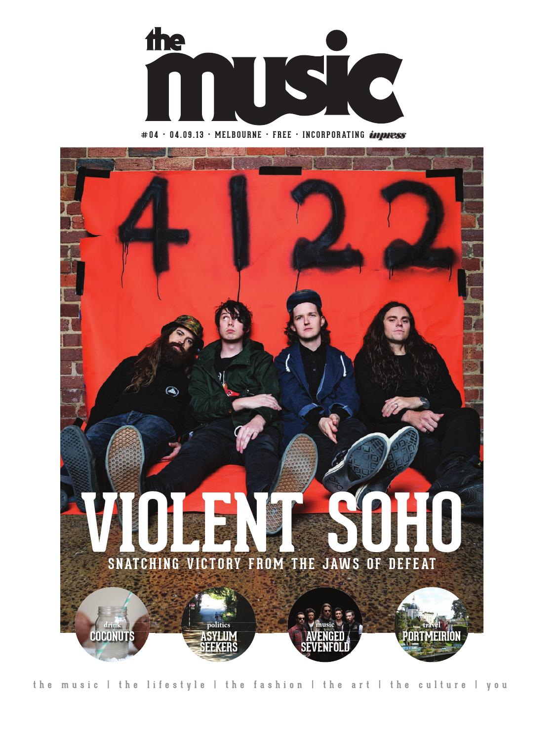 The Music Melbourne Issue 4 by