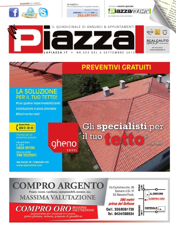 lapiazzagiornale453 by la Piazza srl issuu