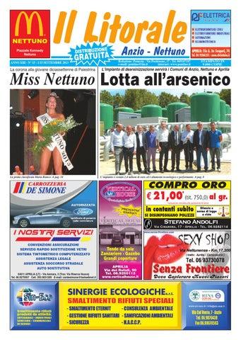 Il litorale n. 15-2013 by Il Pontino Nuovo 7df56576f3f4