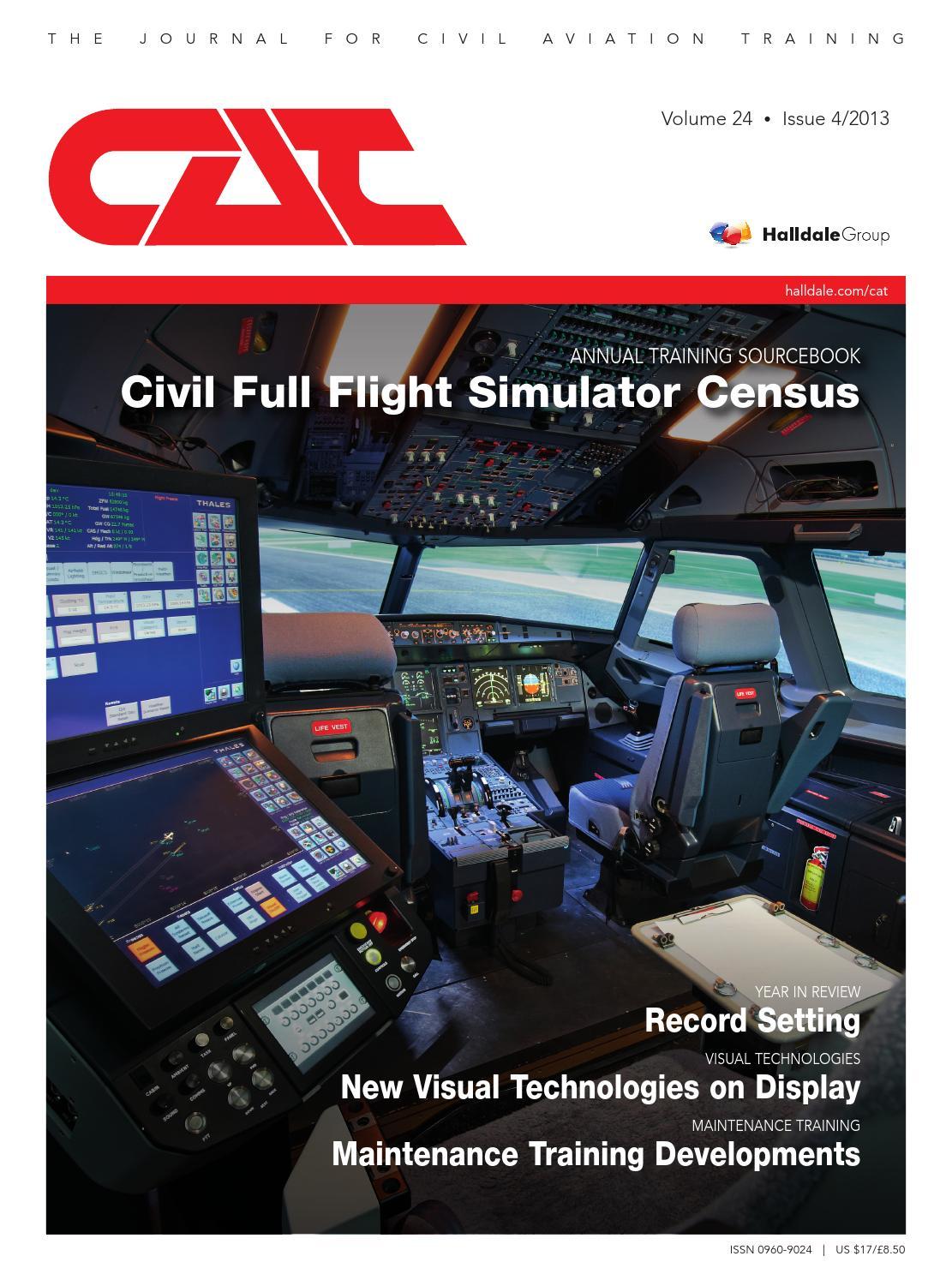 CAT Magazine Issue 4 2013 By Halldale Media Issuu