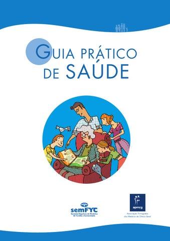 Guia prático de saúde by Pedro Marques - issuu 78faeb783b