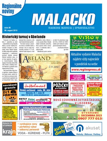 beb0ea4cde846 Malacko 13-35 by malacko malacko - issuu