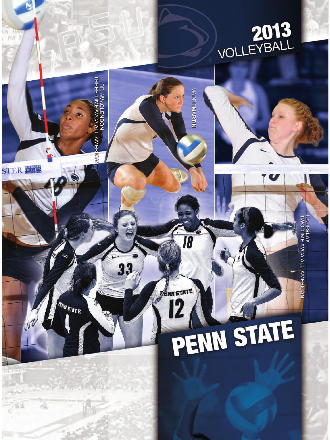 2013 Penn State Women S Volleyball Yearbook By Penn State Athletics Issuu
