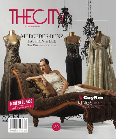 THECITY Magazine El Paso • September 2013 by THECITY Magazine El ... 59b10c07474e
