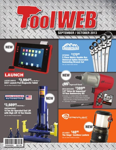 Remco Supplies (877) 897-9776 Automotive ToolWeb Sept-Oct 2013