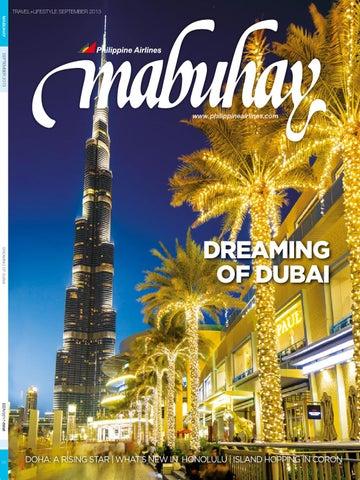 Mabuhay Magazine, September 2013 by Eastgate Publishing Corporation