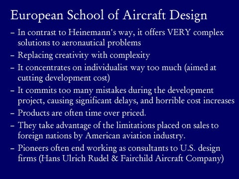 Page 20 of European School of Aircraft Design